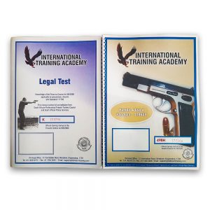 Handle & Use a Handgun - 116949 + Legal Test Unit Standard 117705